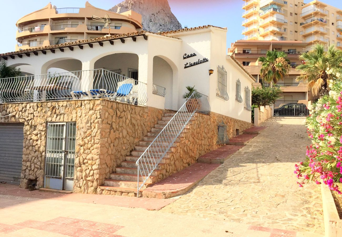 Villa in Calpe - LIESELOTTE