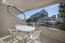Appartement in Calpe - Eerstelijn / Wifi / Spa / Seaviews /...