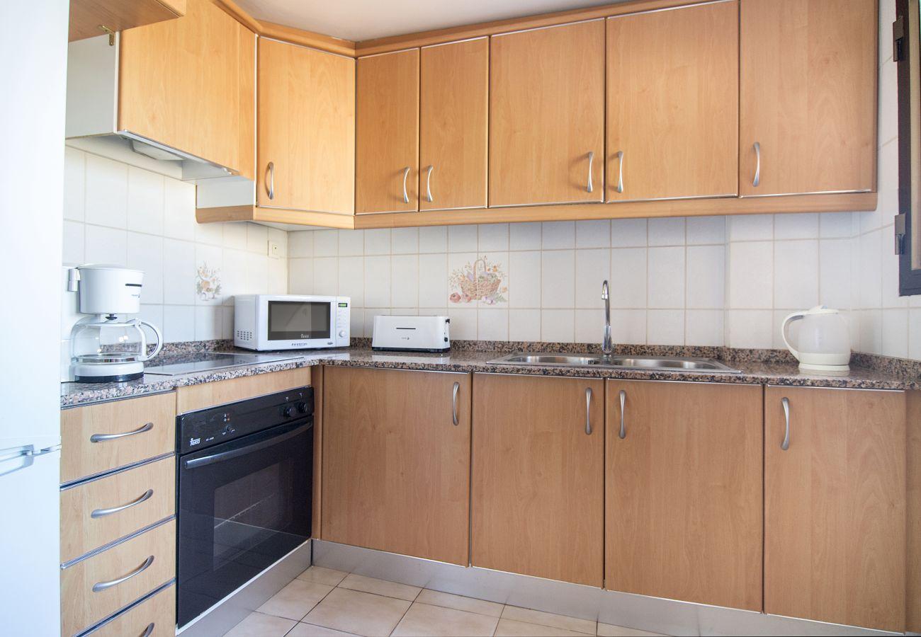 Appartement in Calpe - PARAISOMAR - *38A