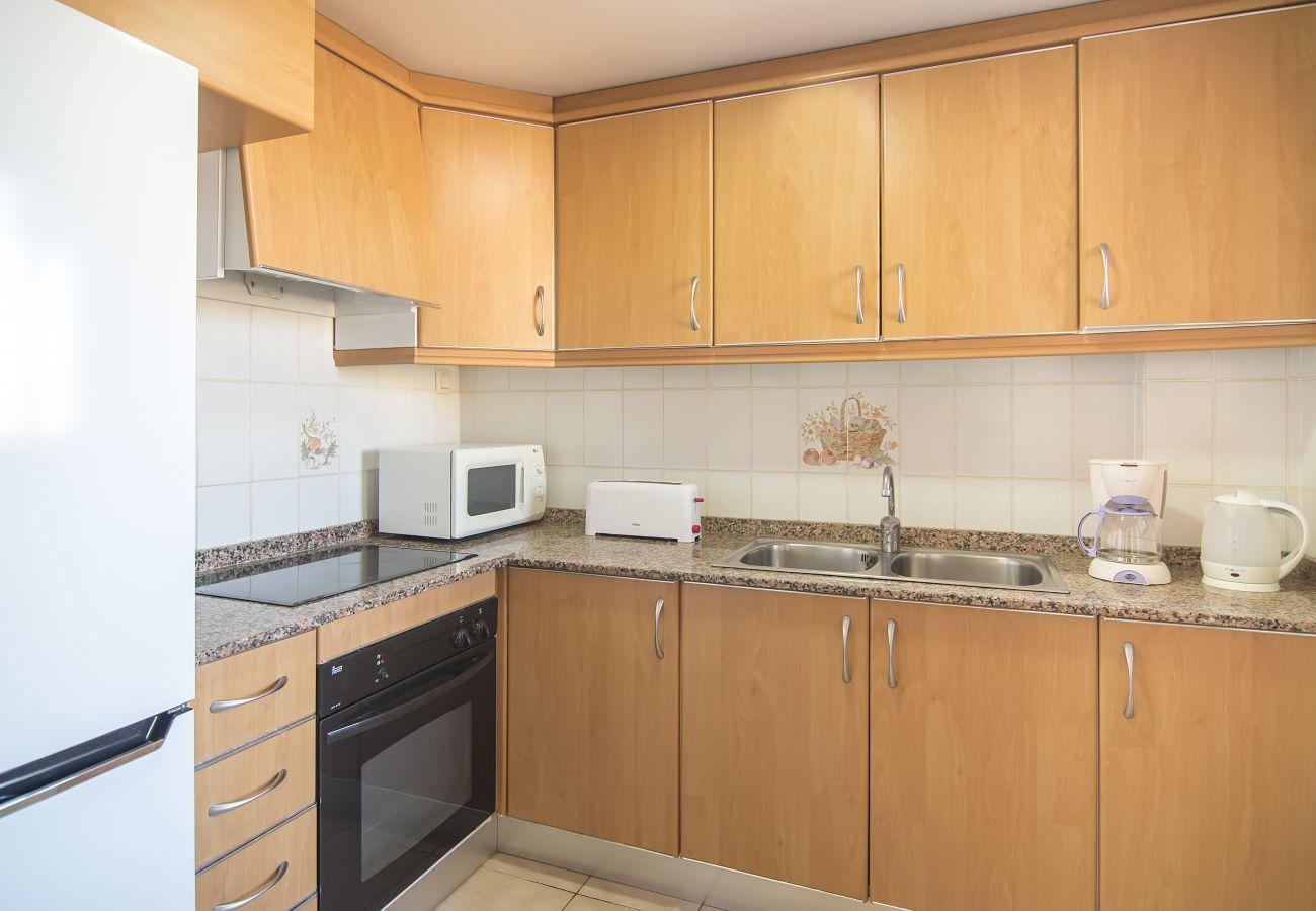 Appartement in Calpe - PARAISOMAR - *311A