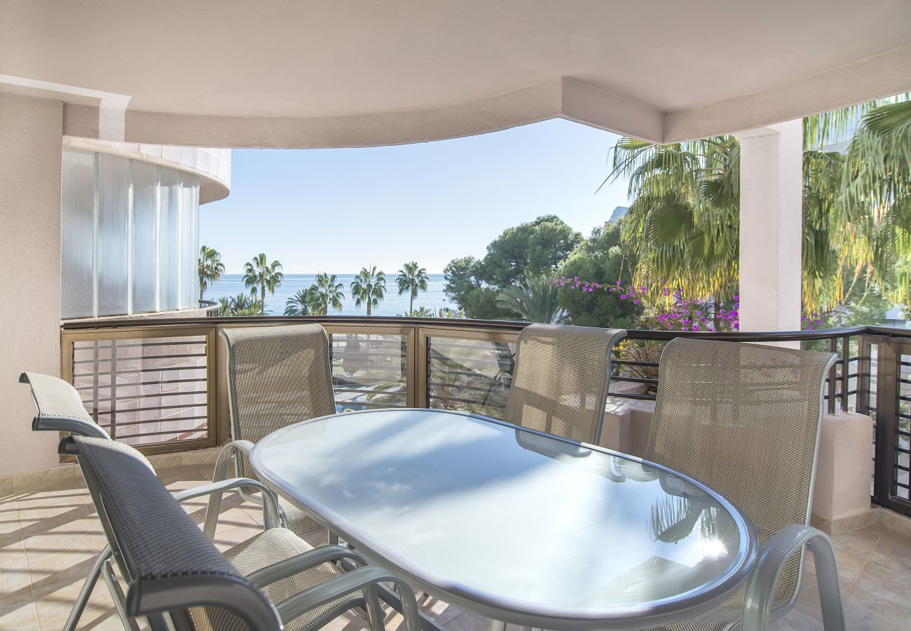 Appartement in Calpe - PARAISOMAR - 45A