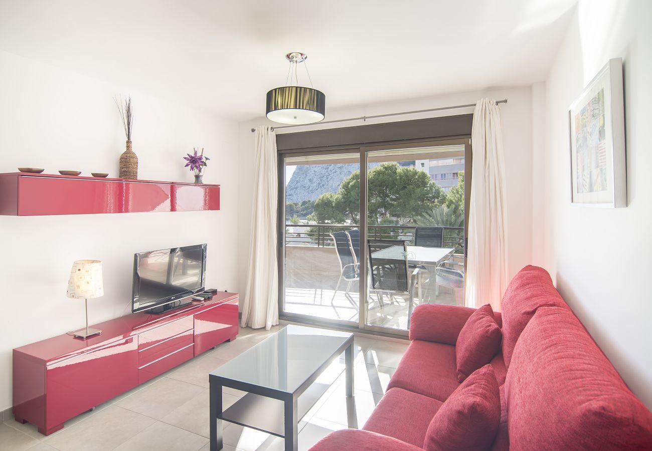 Appartement in Calpe - PARAISOMAR - *35A
