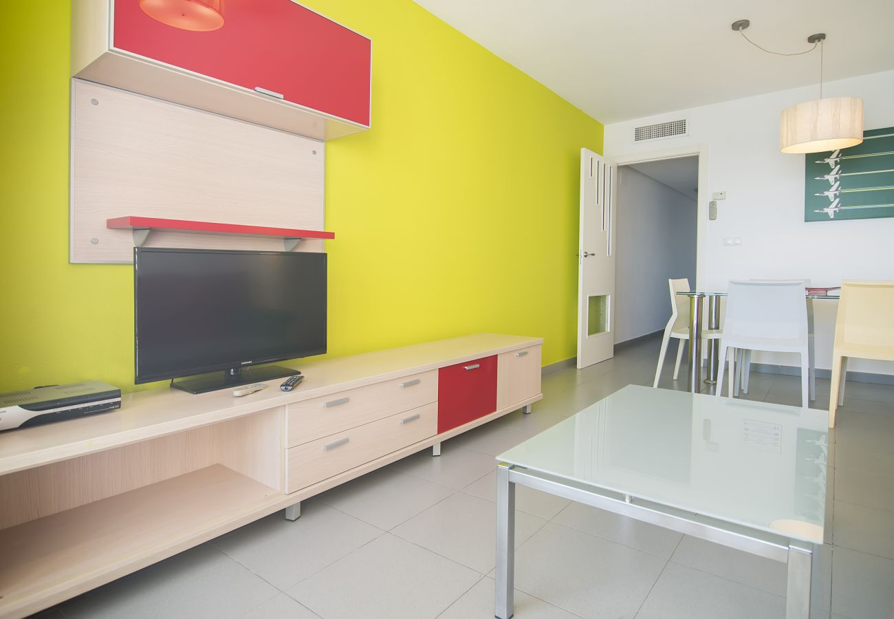 Appartement in Calpe - HIPOCAMPOS - 29A