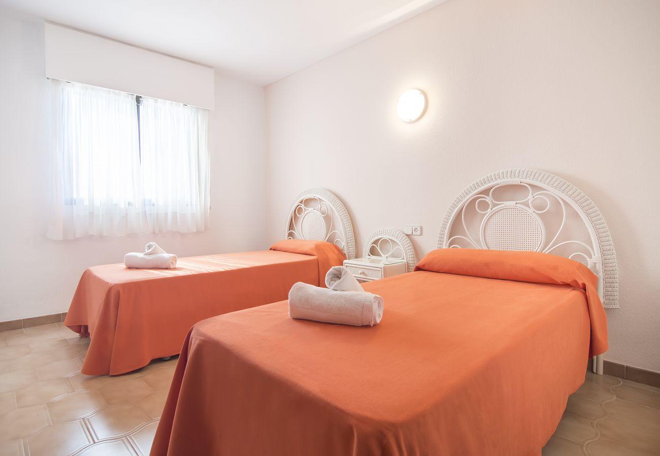 Appartement in Calpe - PARAISOMAR - 13C