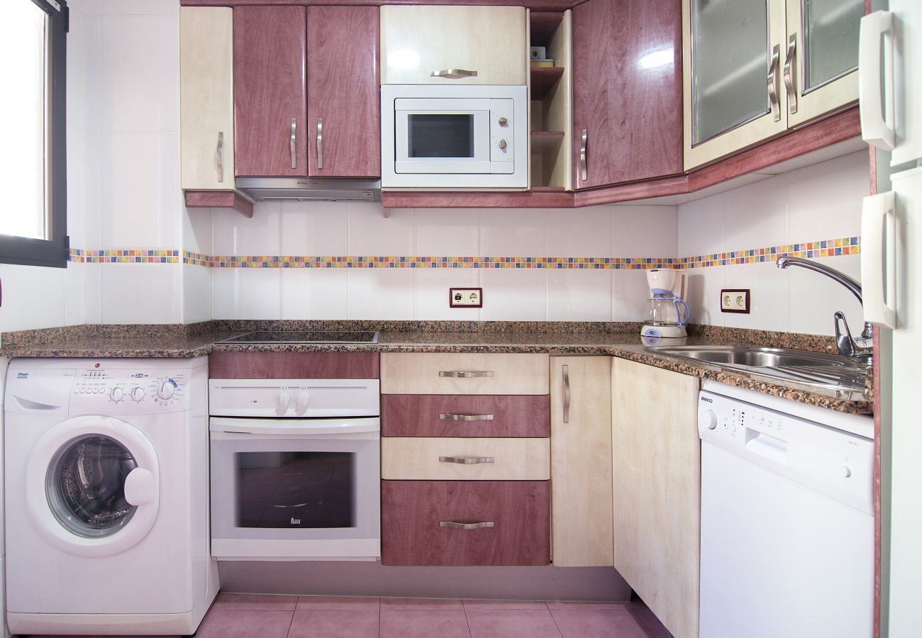 Appartement in Calpe - PARAISOMAR - *24C