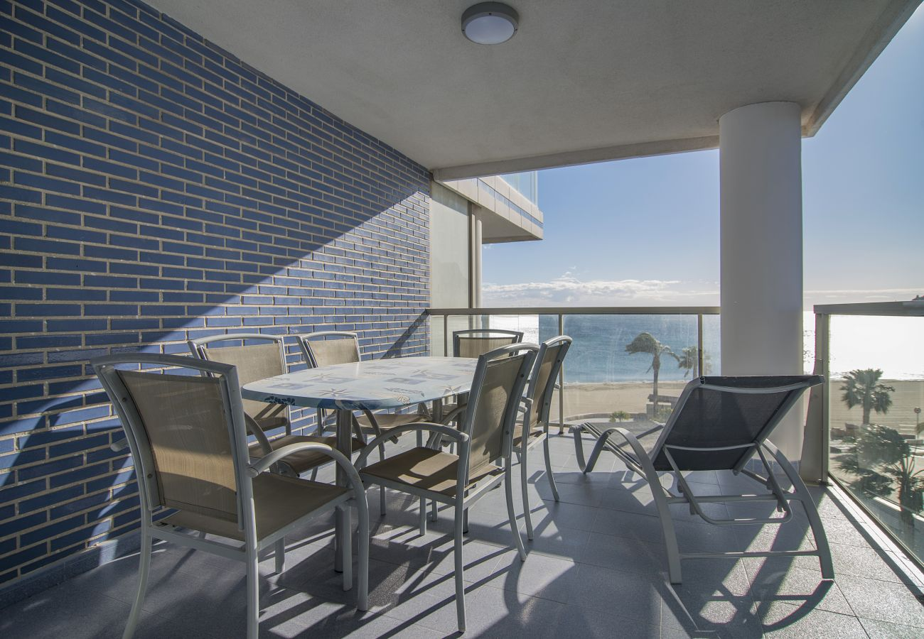 Appartement in Calpe - HIPOCAMPOS - 24C