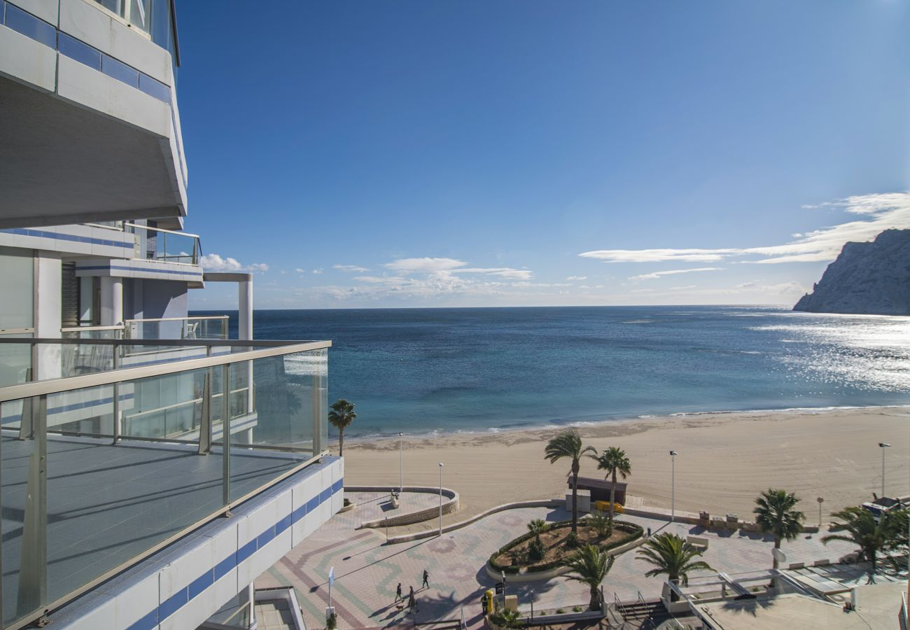 Appartement in Calpe - HIPOCAMPOS - 28C