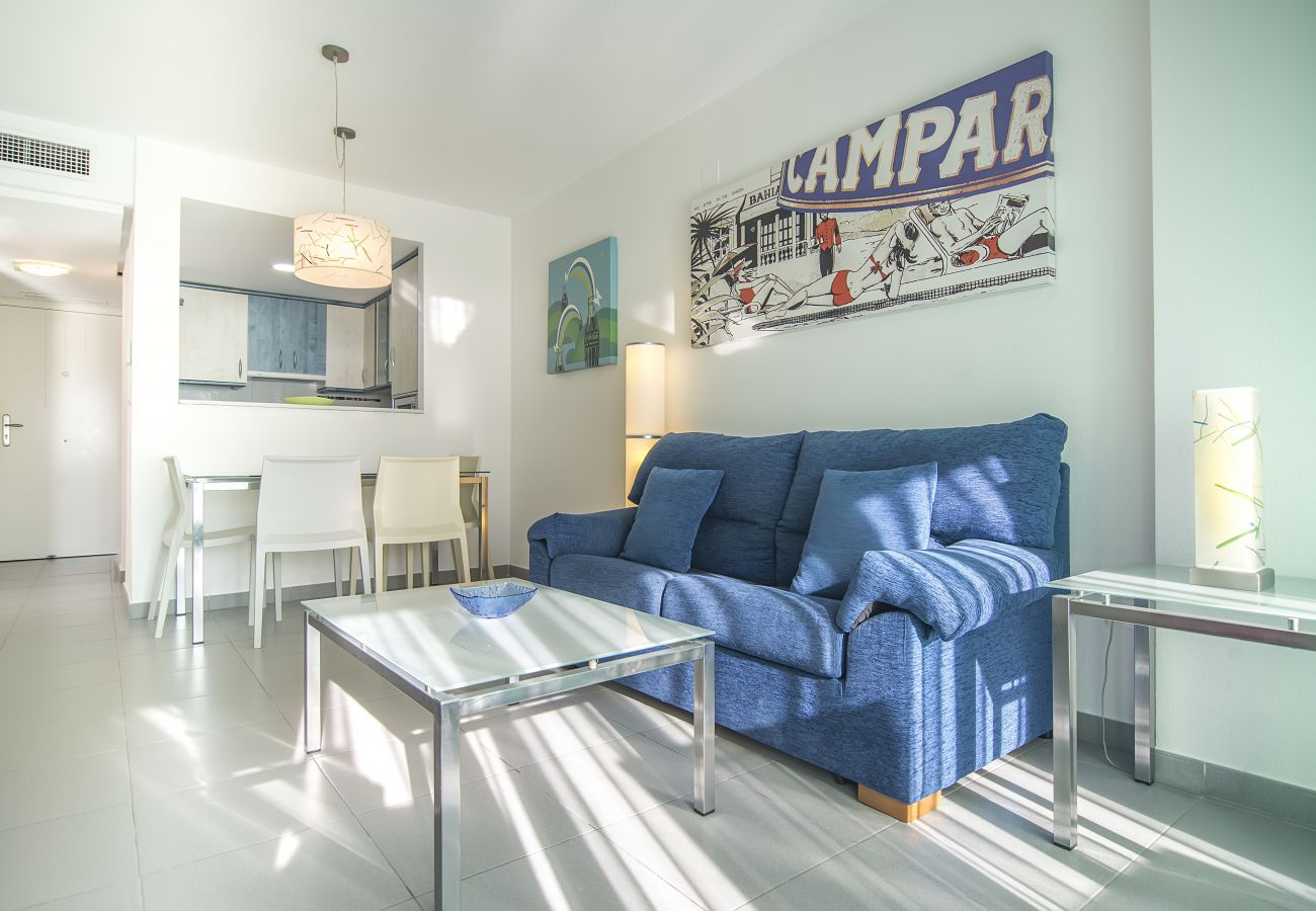 Appartement in Calpe - HIPOCAMPOS - 21B