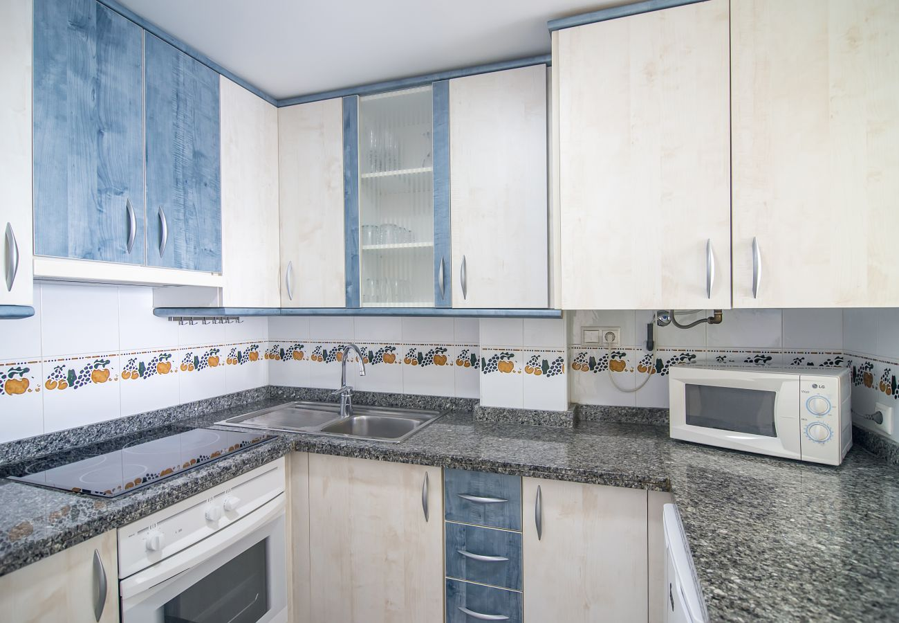 Appartement in Calpe - HIPOCAMPOS - 25B