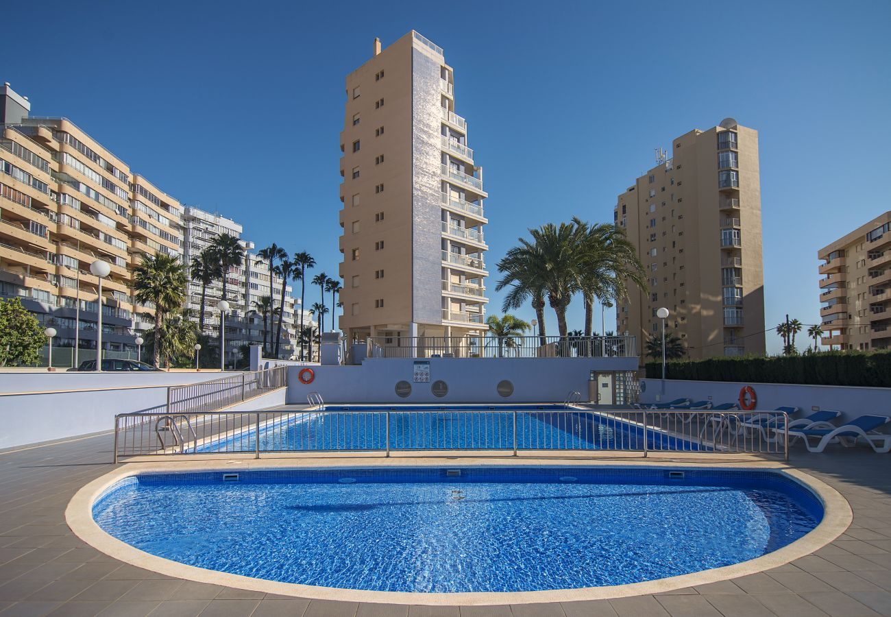 Appartement in Calpe - HIPOCAMPOS - 27B