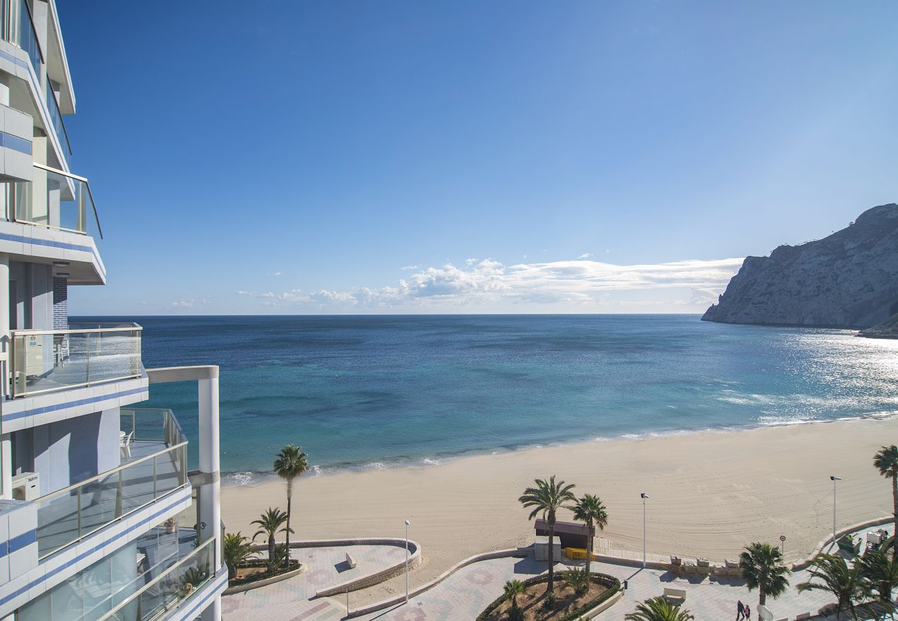 Appartement in Calpe - HIPOCAMPOS - 29B