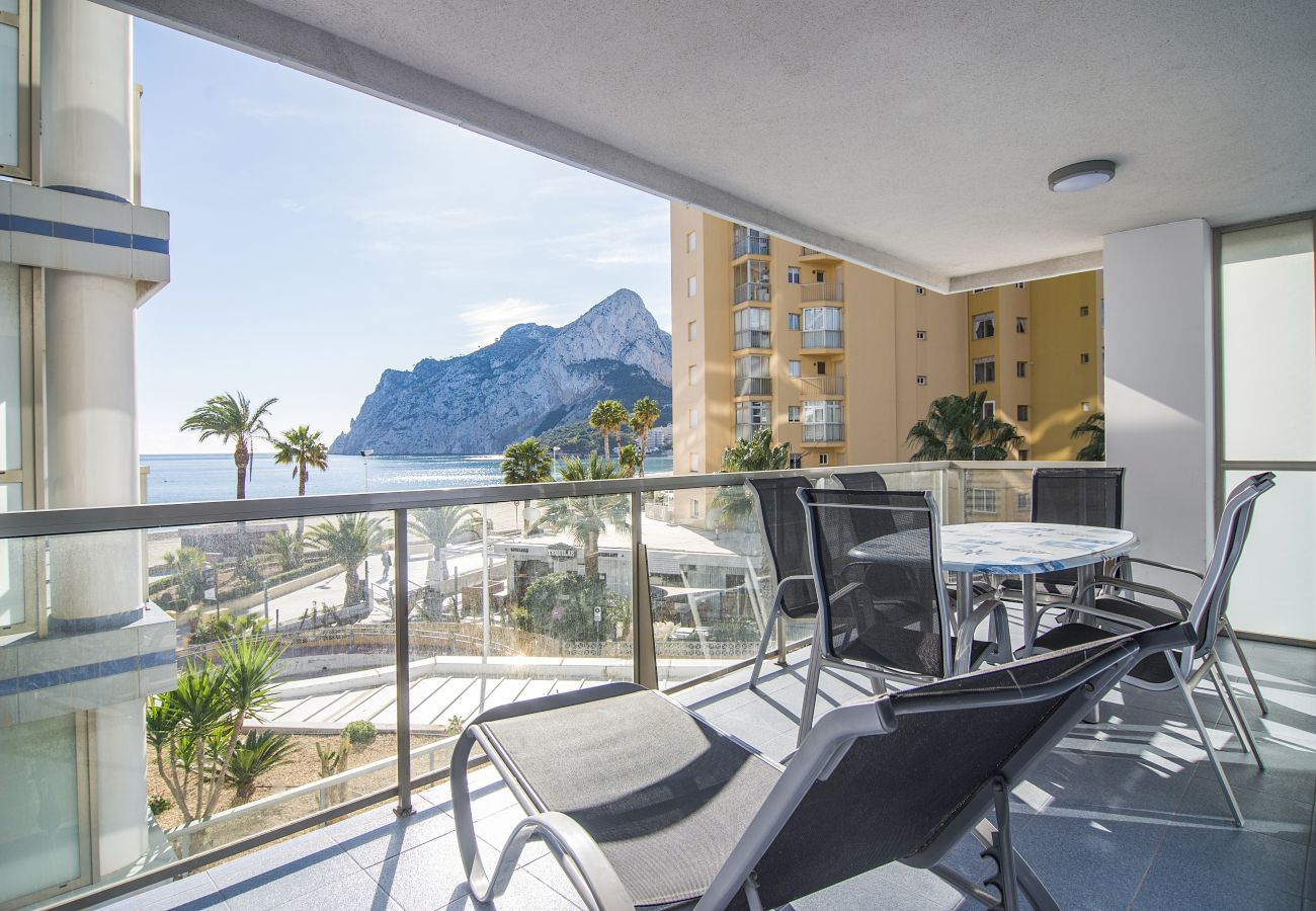 Appartement in Calpe - HIPOCAMPOS - 22A