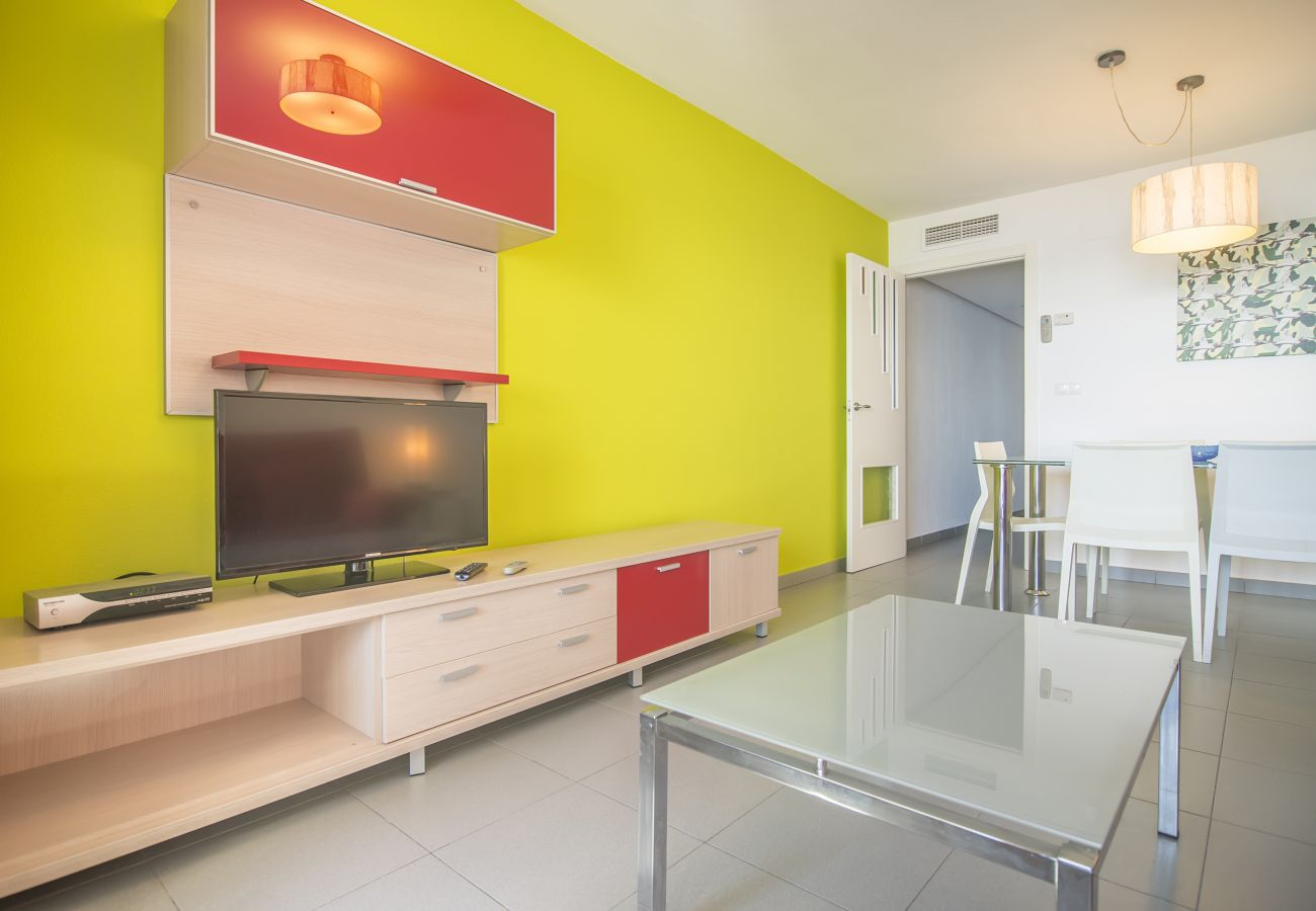 Appartement in Calpe - HIPOCAMPOS - 34A