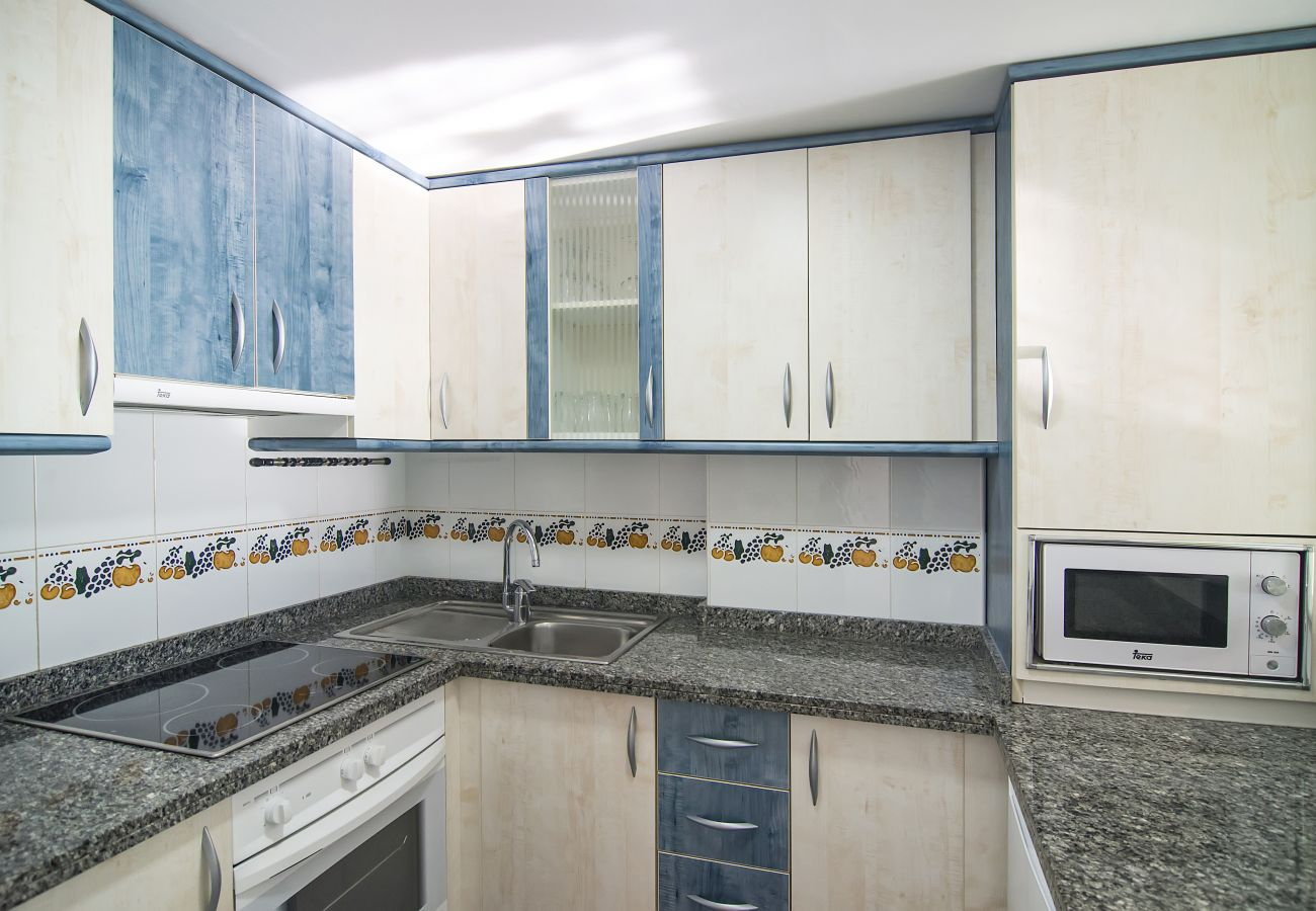 Appartement in Calpe - HIPOCAMPOS - 23B