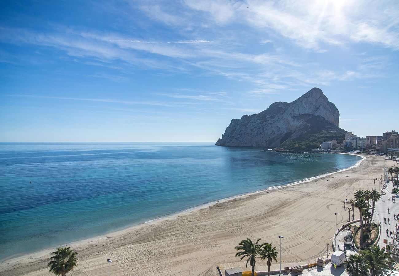 Appartement in Calpe - HIPOCAMPOS - 31C