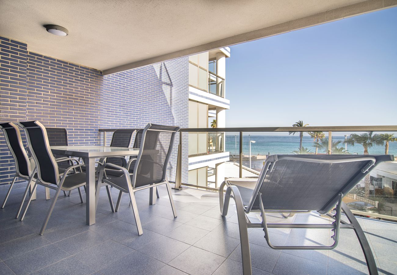 Appartement in Calpe - HIPOCAMPOS - 32A