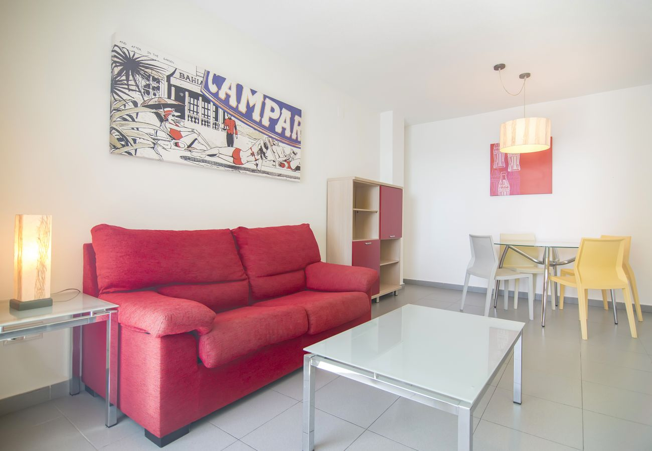 Appartement in Calpe - HIPOCAMPOS - 39C