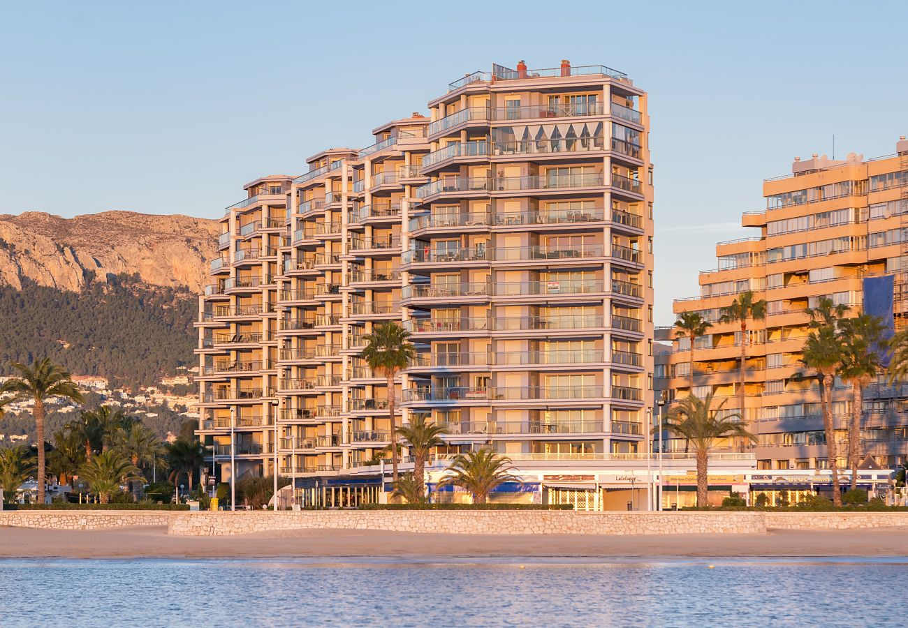 Appartement in Calpe - HIPOCAMPOS - 44B