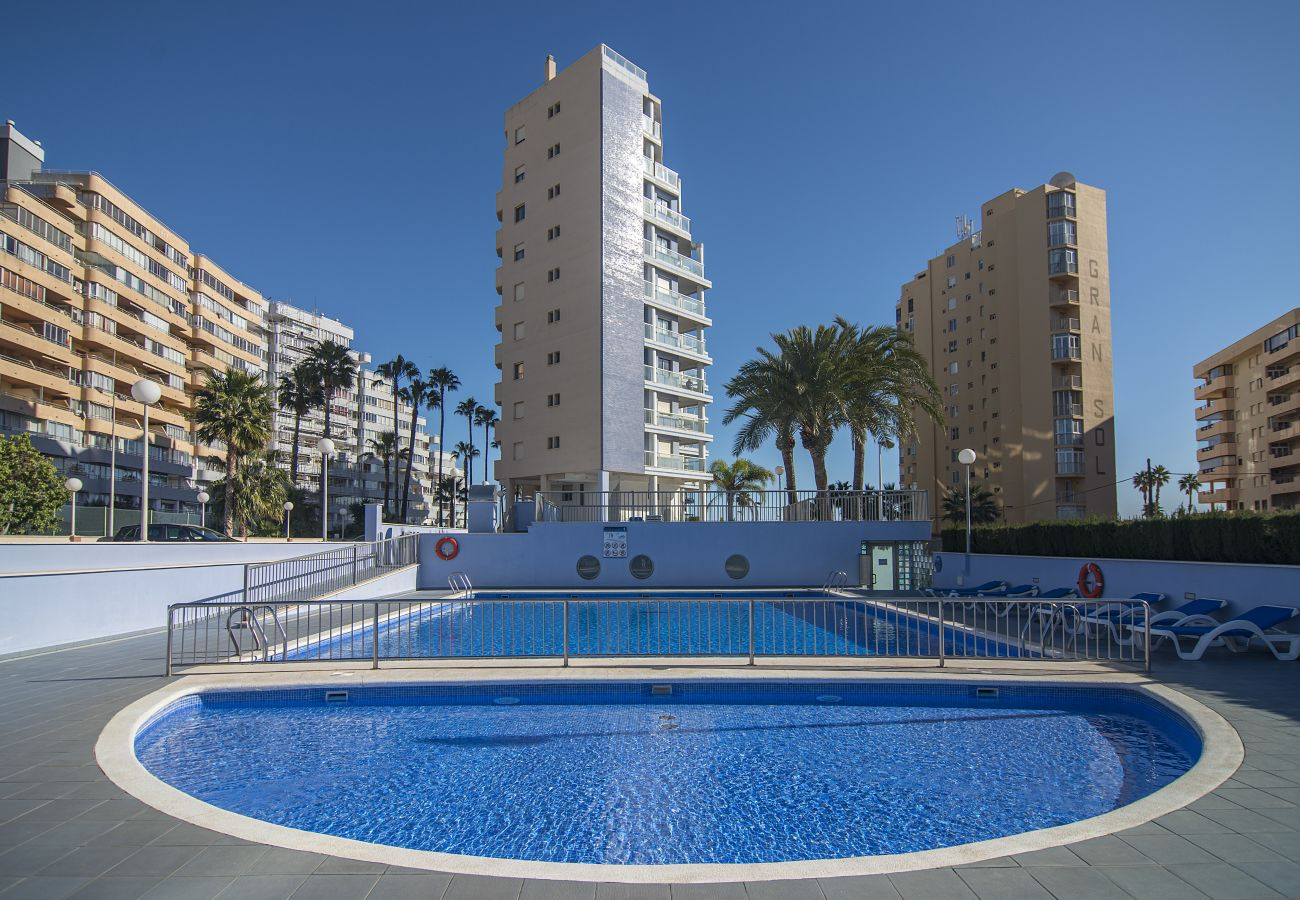Appartement in Calpe - HIPOCAMPOS - 46B