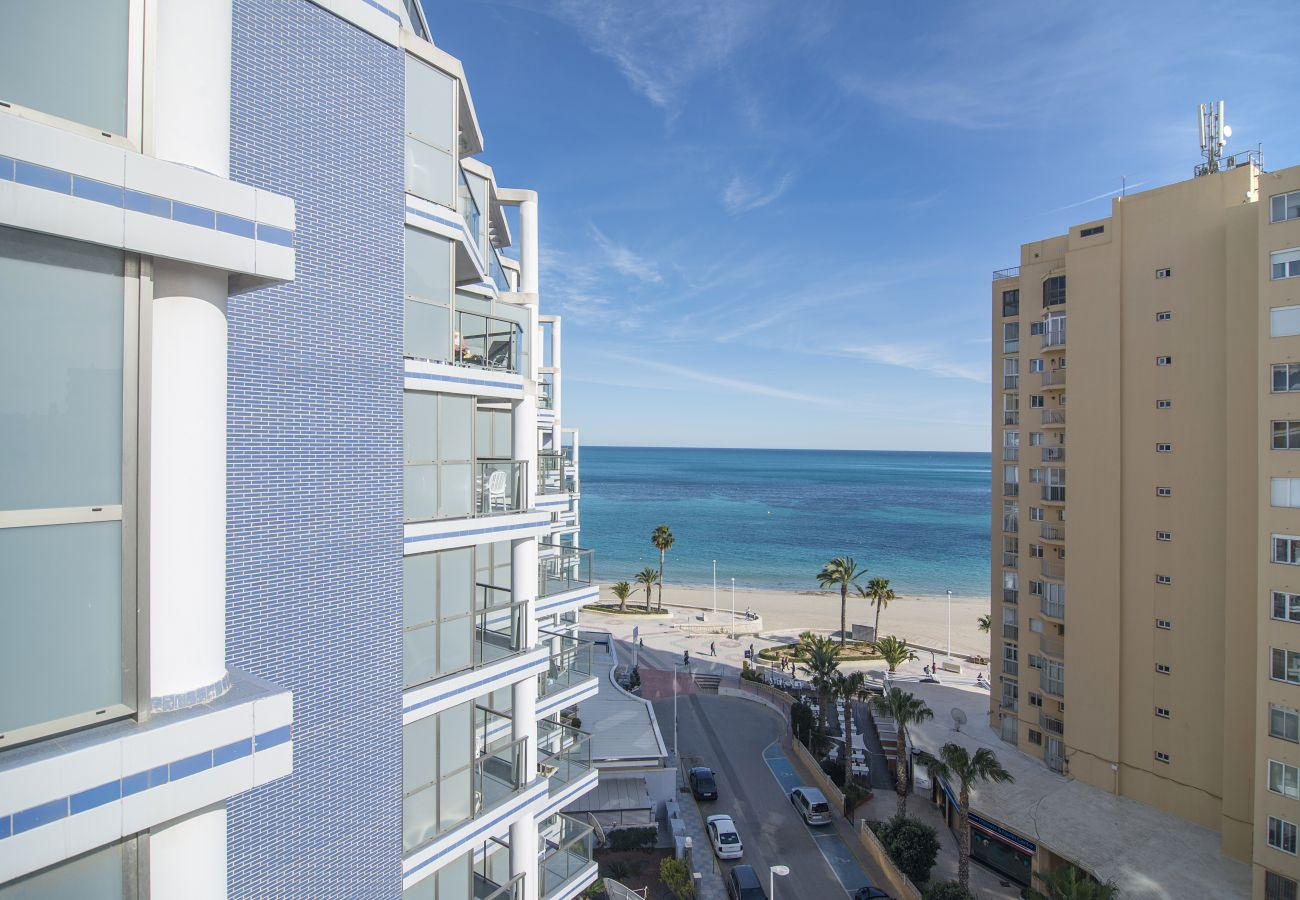 Appartement in Calpe - HIPOCAMPOS - 48B