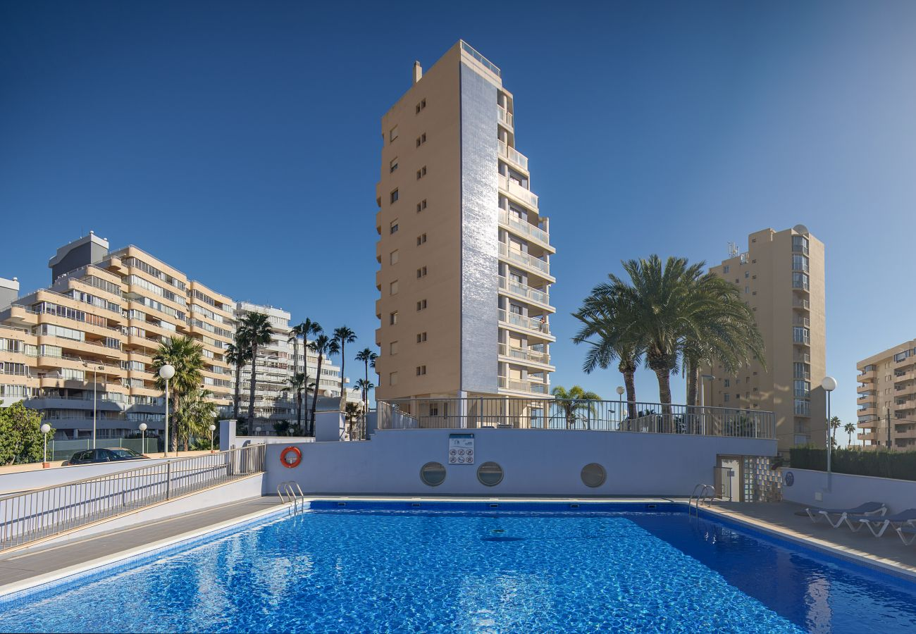 Appartement in Calpe - HIPOCAMPOS - 19B