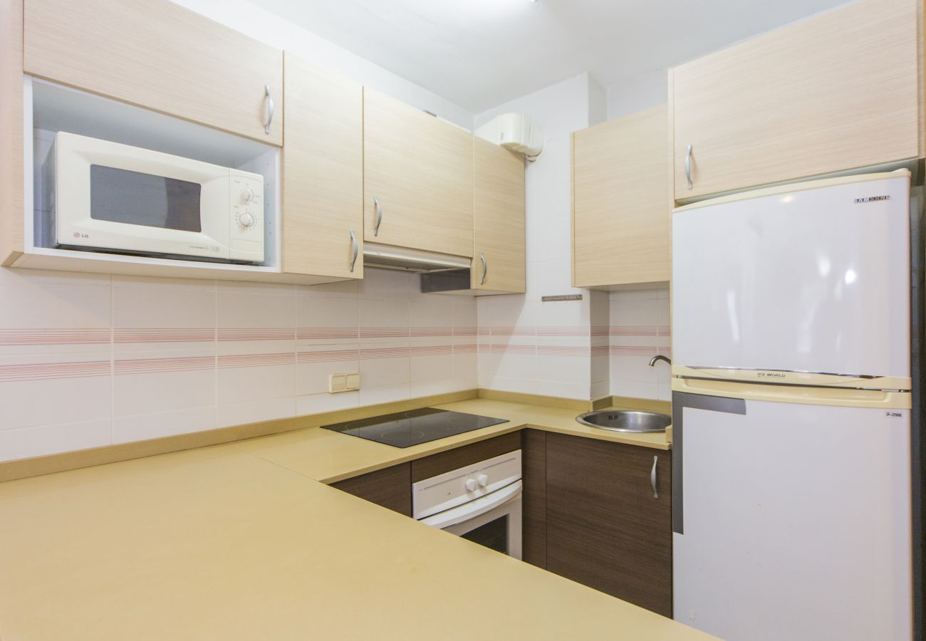 Appartement in Calpe - BAHÍA MAR 2 DORMITORIOS
