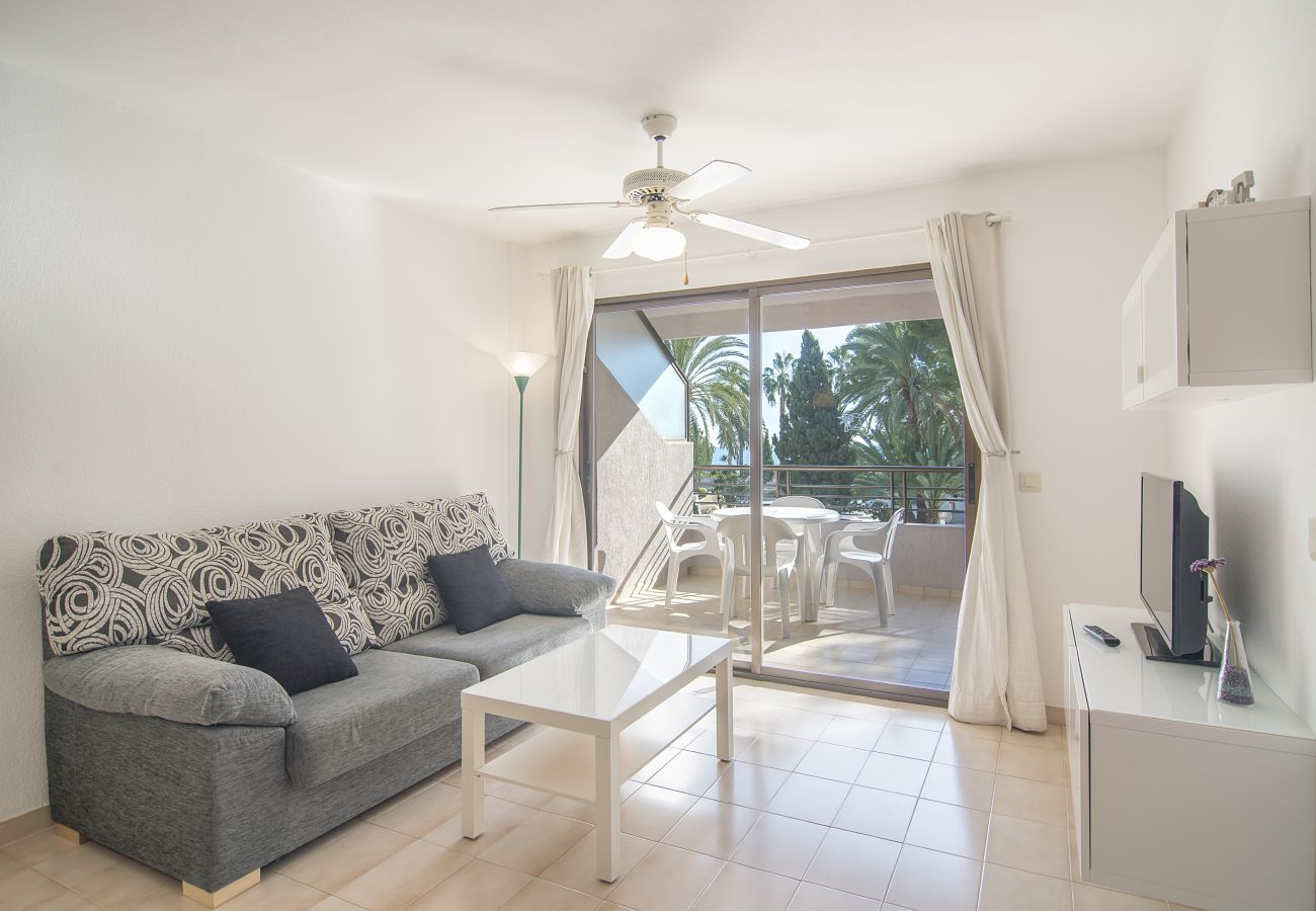 Appartement in Calpe - PARAISO MAR 1 DORMITORIO