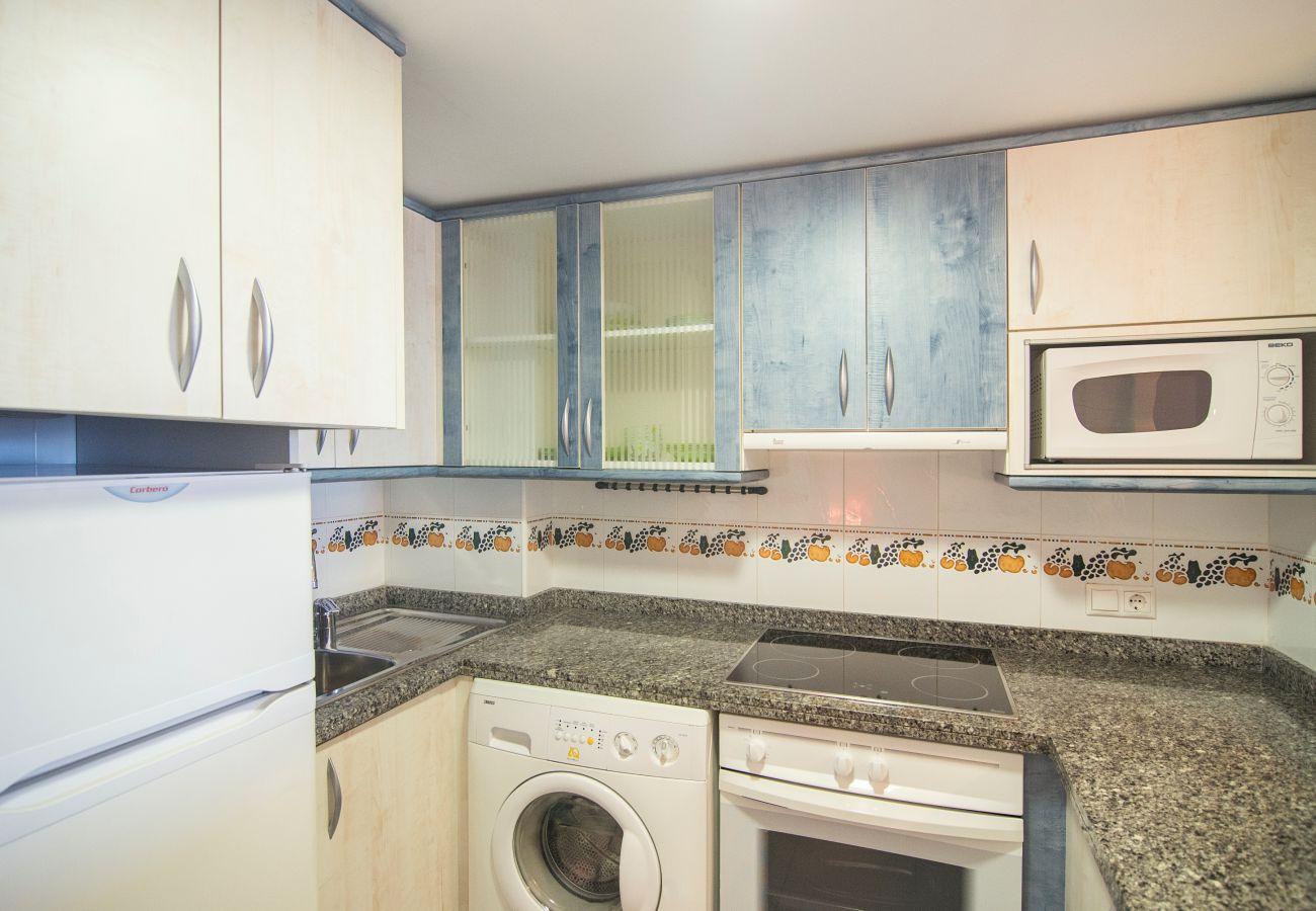 Appartement in Calpe - HIPOCAMPOS 1 DORMITORIO