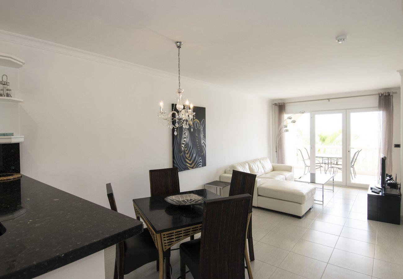 Appartement in Benissa - COMPLEJO VACACIONAL CASABLANCA