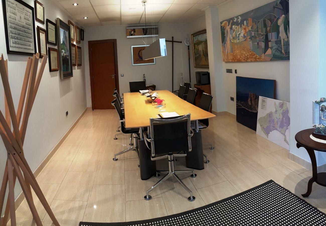 Bedrijfspanden in Calpe - LOCAL COMERCIAL CALPE