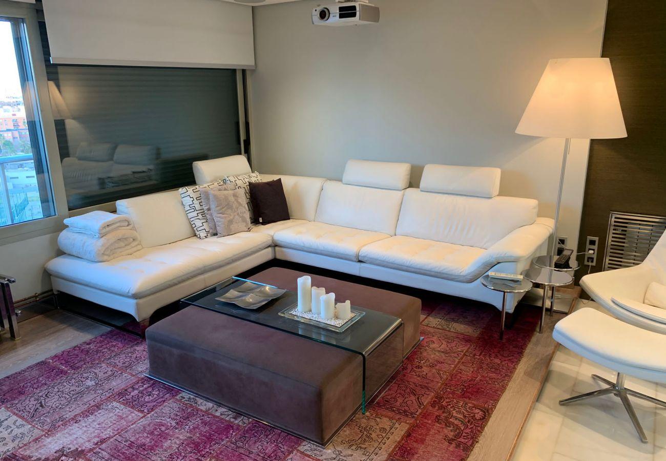 Penthouse in Valencia - ATICO DUPLEX VALENCIA