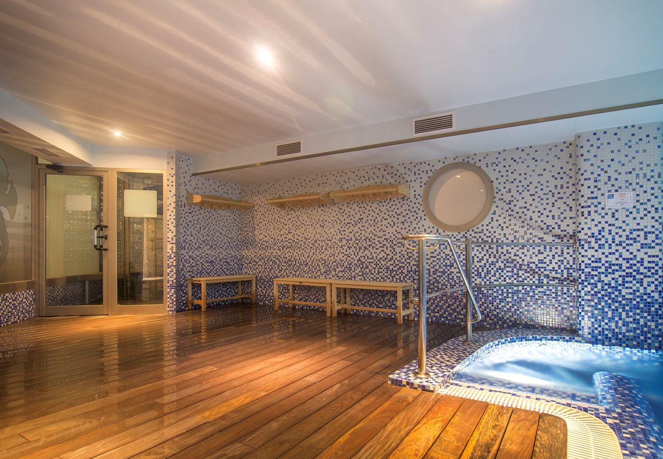 Appartement in Calpe - HIPOCAMPOS 2 DORMITORIOS